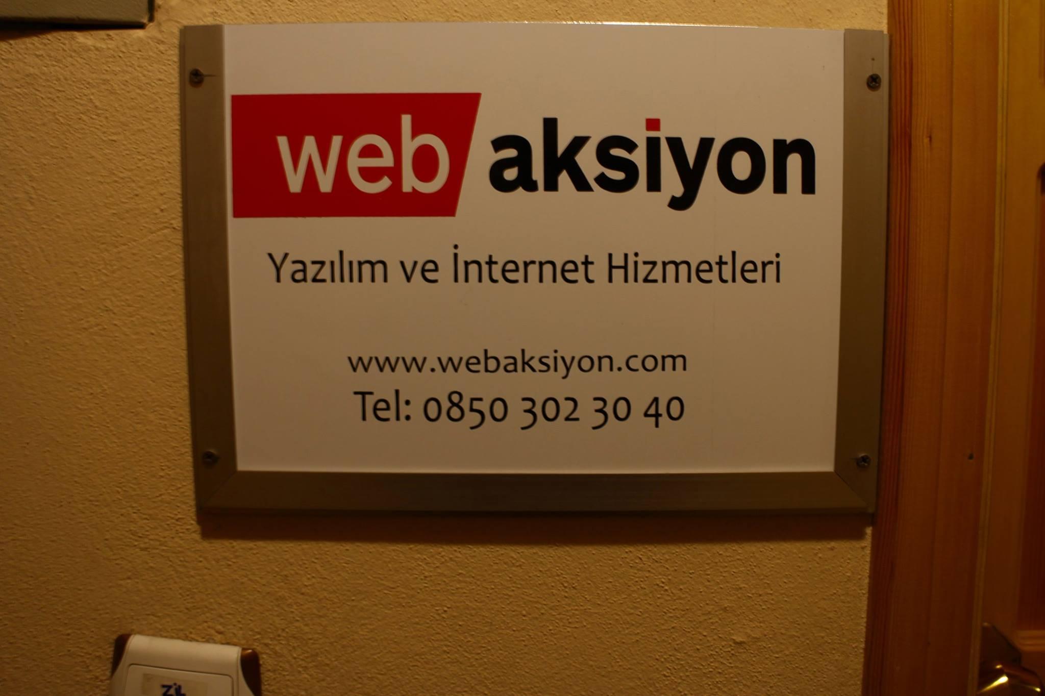 Web Aksiyon Haber Yazılımı